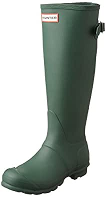 Hunter Women's Original Back Adjustable Hunter Green Boot