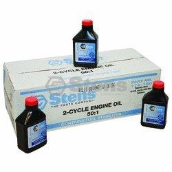 Stens # 770-180 Stens 50:1 Two-Cycle Engine Oil Mix for ECHO 6450025, STIHL 0781 319 8009, STIHL 0781 319 8015ECHO 6450025, STIHL 0781 319 8009, STIHL 0781 319 8015
