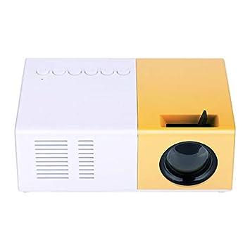 Proyector de Cine en casa 1080P, proyector LED HD de 3000 lúmenes ...