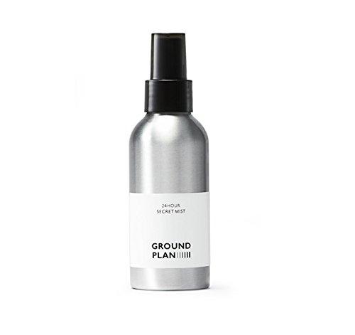 Ground Plan 24 Hours Secret Mist Korea Cosmetic (60ml)