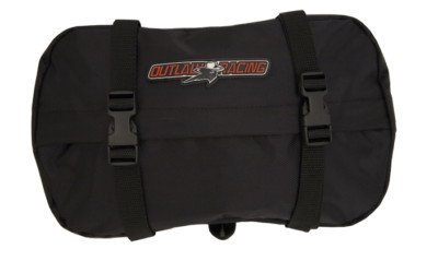 Outlaw Racing Motorcycle Dual Sport Enduro Fender Pack Bag Dirt Bike