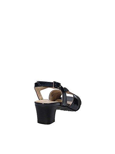 Mujeres Negro Altos Shoes Grace E8020t Sandalias qwTBAUxZR