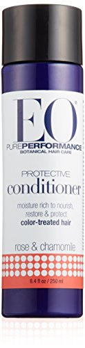 EO Essential Oil Products Conditioner Protective Rose and Chamomile -- 8.4 fl (Eo Conditioner Rose)