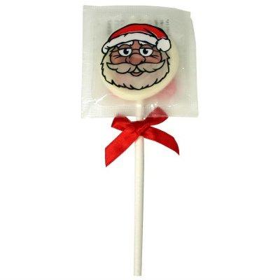 Variety Santa Pop Tops Condom Pops: 1-Pack of Condoms