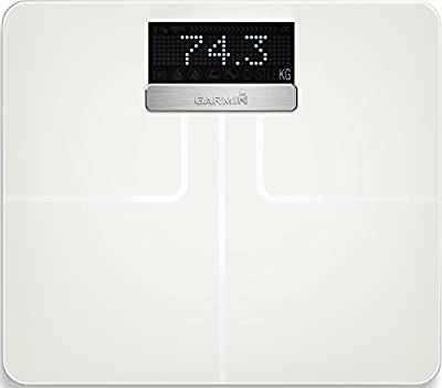 Garmin 010-01591-11 Garmin Index Smart Scale - White International Version