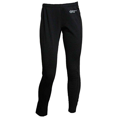 Northern Ridge Womens Thermal Fleece Pants (Black / (Polar Fleece Pants)