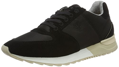 Black Marc O'Polo 70113893502603 Sneaker Schwarz Mujer Zapatillas xqpqawnC