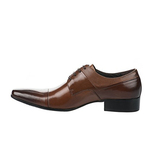 Lacets Homme Kdopa Chaussures Marron À zHgxx0q
