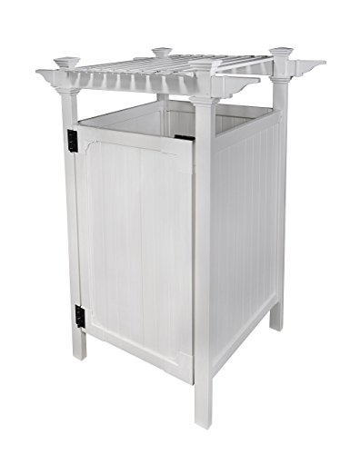 Zippity Outdoor Products ZP19009 Hampton Outdoor Shower Enclosure, 36