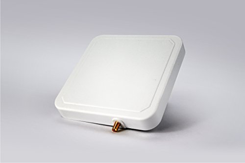 10 PCS UHF RFID Reader Antenna, Bestga BSRA-02SR IP65 902-928MHz 6dBic Circular Rfid Antenna with SMA-50KFD Connector Suitable for Entrance Guard, Warehouse and Retail Item Management and etc by Bestga