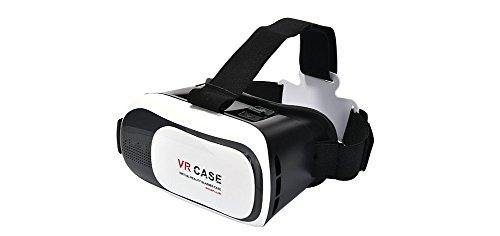 VR Box 3D Virtual Reality Glasses for Smartphone (White/Black) - 9