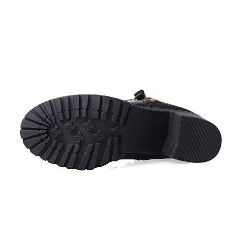 Femme Abl10919 Noir Sandales Eu Balamasa Compensées 5 Noir 36 Hv4U4Sx