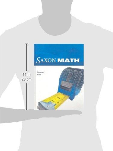 Saxon Math Intermediate 5: SAXON PUBLISHERS: 9781600325465: Amazon ...