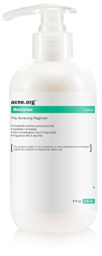 Acne.org 8 oz. Moisturizer with