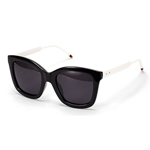 [LOMOL Mens Fashion Classic Korean Style UV Protection Wayfarer Driving Sunglasses(C1)] (Morpheus Costumes Sunglasses)