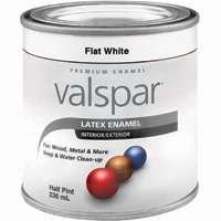 Paint,Enamel Flat White Hp