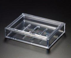 Soap Dish (Removeable 2 Tier) - Soap Acrylic Dish