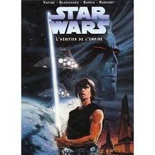 Star wars, l'heritier de l empire, tome 1 :  From Soleil Productions