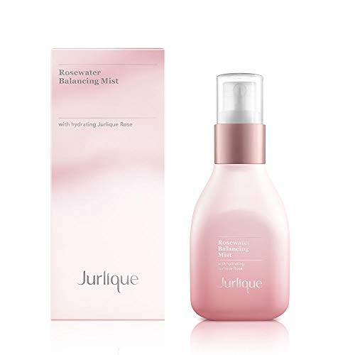 (Jurlique Rosewater Balancing Mist - 1.7 oz- Organic Botanical Ingredients - Antioxidants Boost this Natural Face Toner - Moisturizes Normal/Combination Skin)