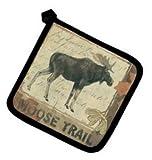Wilderness Trail Moose Pot Holder