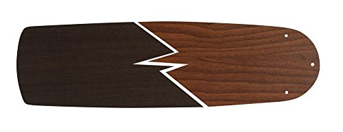 Craftmade Lighting BSUA56-TKWN Supreme Air - 56'' Blade (Set of 5), Teak/Walnut Finish by Craftmade Lighting