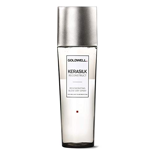 Goldwell Kerasilk Reconstruct Regenerating Blow Dry Spray, 4.2 Ounce ()