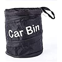 Universal Car Waste Bins Vehicle Back Seat Headrest Litter Trash Garbage Bag