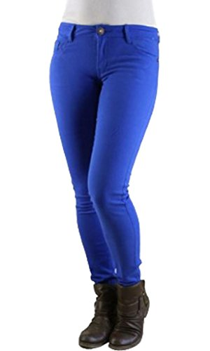 Vanilla Inc - Vaqueros - para mujer azul real