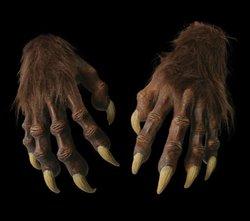 Chuck Jarman Werewolf Hands -
