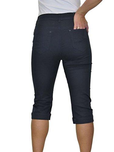Jeans con Elasticit Capri Jeans con Capri Capri con Elasticit Elasticit Jeans con Capri Jeans awxqZtATv