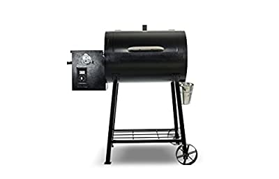 Pit Boss Grills 340 Wood Pellet Grill made by  legendary Pit Boss Grills