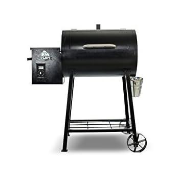 Amazon.com : Green Mountain Grills Davy Crockett Pellet Grill ... | {Grills 21}