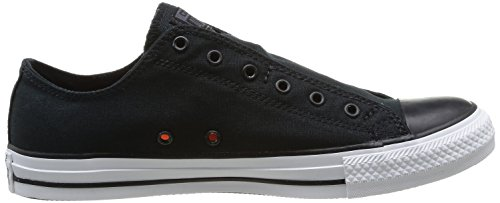 Converse All Star Slip Canvas, Unisex Adults' Sneakers Black
