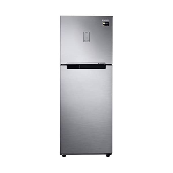 Samsung 253 L 3 Star with Inverter Double Door Refrigerator (RT28T3483S8/HL) 2021 July Frost Free, Double Door: auto defrost to stop ice-build up Capacity 253 liters: suitable for families with 2 to 3 members and bachelors Energy rating 3 Star : high Energy Efficiency