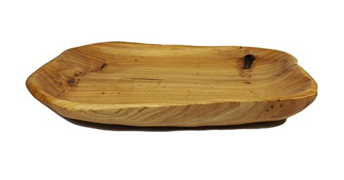 Coastal Wood Hand Carved Root Artworks Small Tray - PL01
