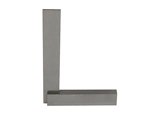 New 6'' Machinist Steel Square - Workshop Grade by AI