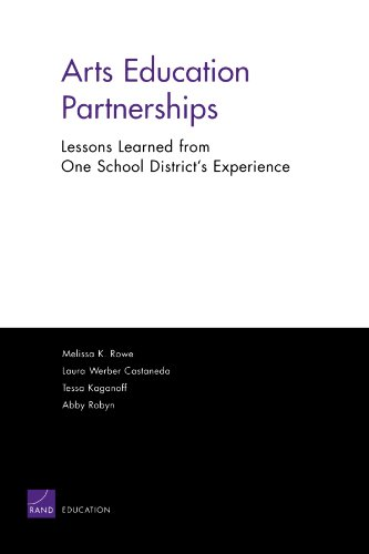 Arts Education Partnerships: Lessons Learned from One School District's Experience