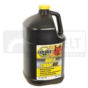 Timber Ridge Bar & Chain Oil and Rust Inhibitor Pack of 20 One Gallon Cans