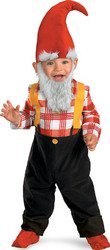 Garden Gnome Infant / Toddler Costume - Toddler (2T) PROD-ID : 1440468