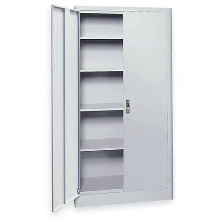 - Radius Edge Storage Cabinet, Dove Gray