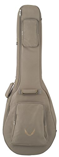 Dean AB AB Gigbag for EAB Model Acoustic Bass Guitars, Khaki