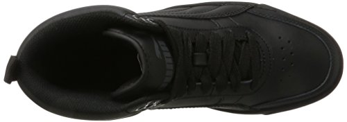 Puma Rebound Street V2 L Jr, Zapatillas Unisex Niños Negro (Black-black)