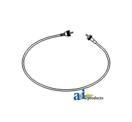 Cable; Tachometer - 364375R91 by A&I