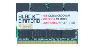 ((2GB RAM) MicroDIMM DDR2-533 PC2-4200 172PIN memory)