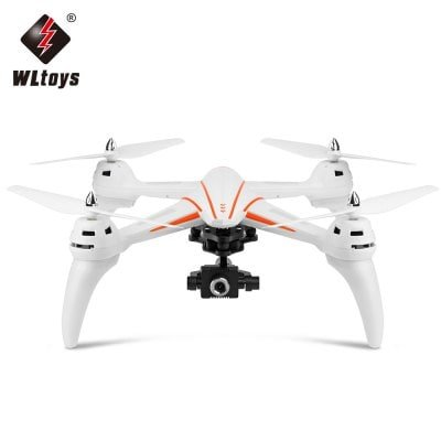 6 Axis Quad Copter With Wifi 720 Camera And Always Level Camera Mount by DENTT (Image #3)
