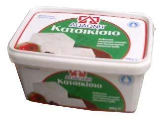 Greek Goat Feta Cheese (Dodoni) 400 g