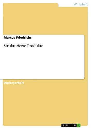 Amazoncom Strukturierte Produkte German Edition Ebook Marcus