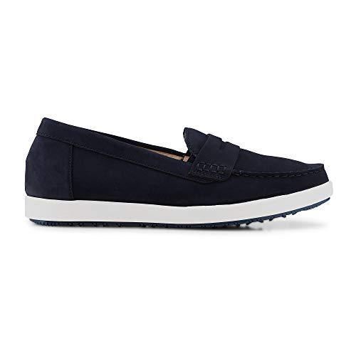 À 464 occasionnel 22 Gabor Femme slip chaussures on Blue Enfiler loisir qIAxf7wnp