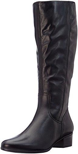 Basic Gabor Bottes Gabor Noir 27 Schwarz Femme Shoes WTn8E