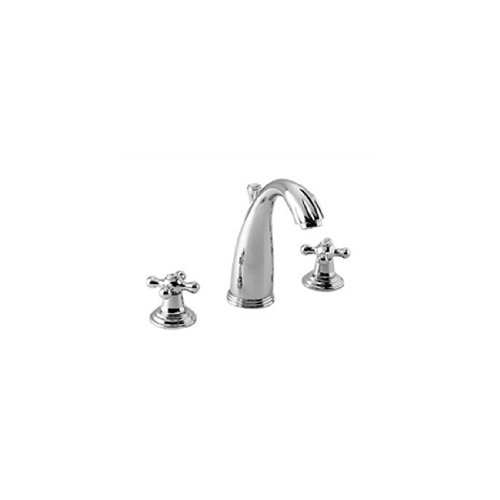 (Jado 815/121/100 Tamarac Chrome Widespread Bathroom Faucet)